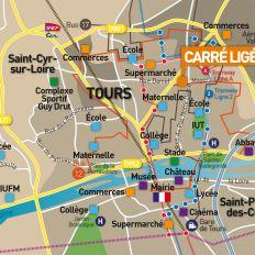 Programme immobilier le carré ligéris - Image 1