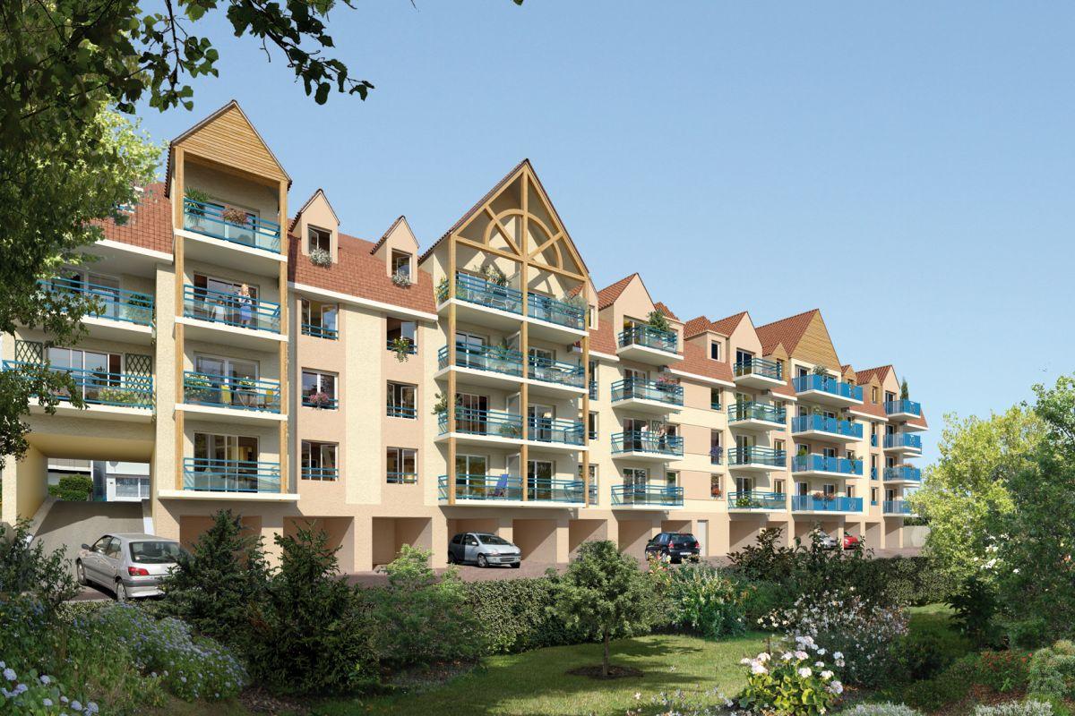 Programme immobilier résidence cap au sud - Image 1