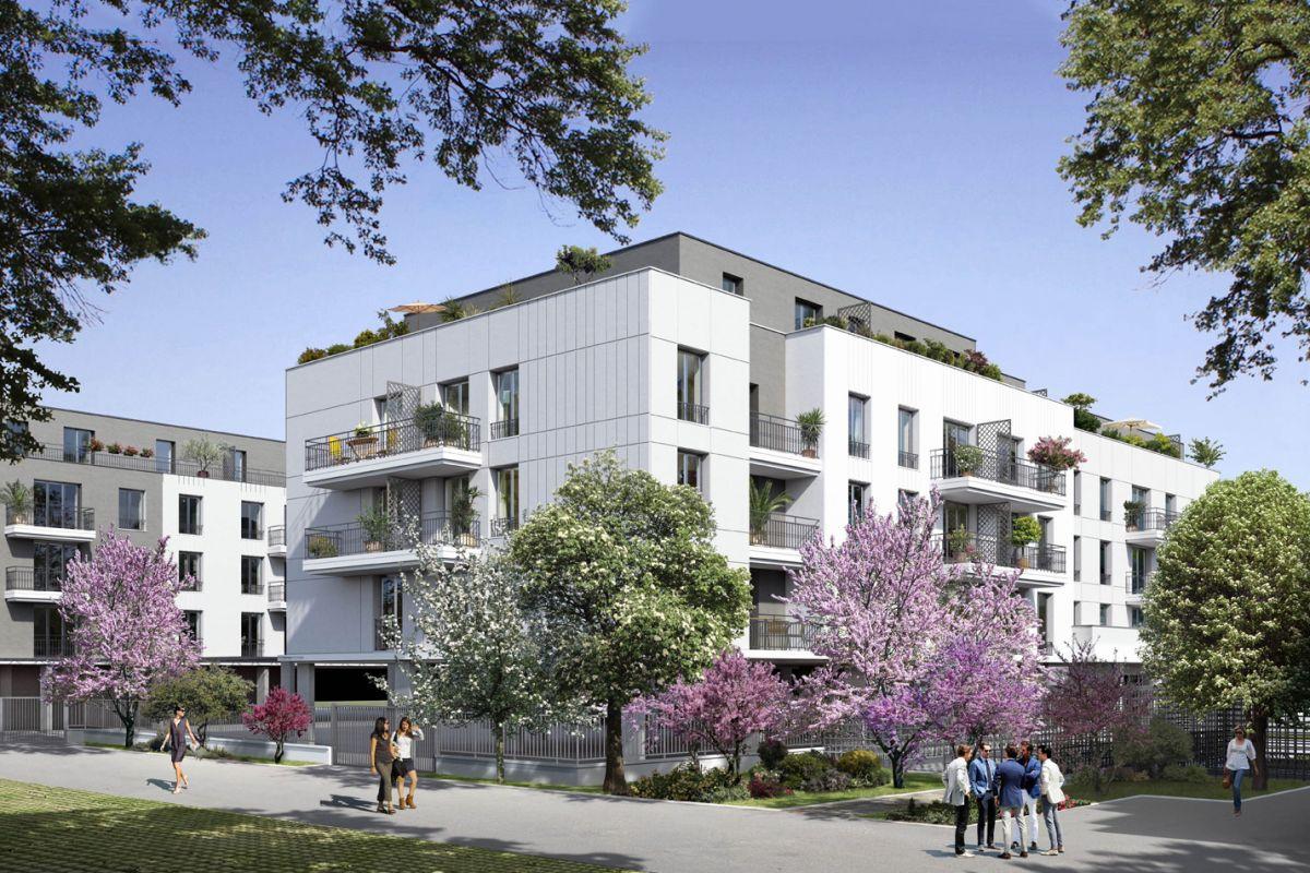 Programme immobilier résidence river side bâtiment 2 - Image 2