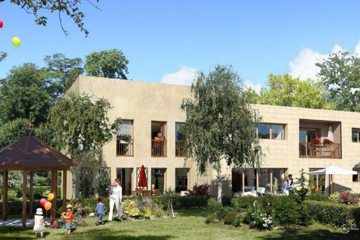 Programme immobilier résidence les parcs - Image 1