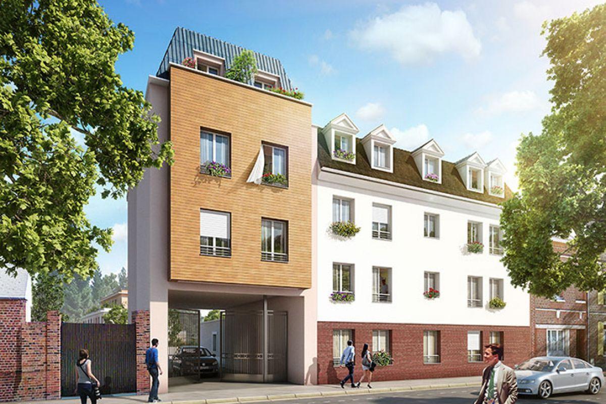 Programme immobilier résidence de la citadelle - Image 1