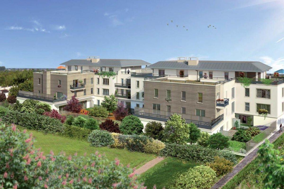 Programme immobilier villa saint georges - Image 1