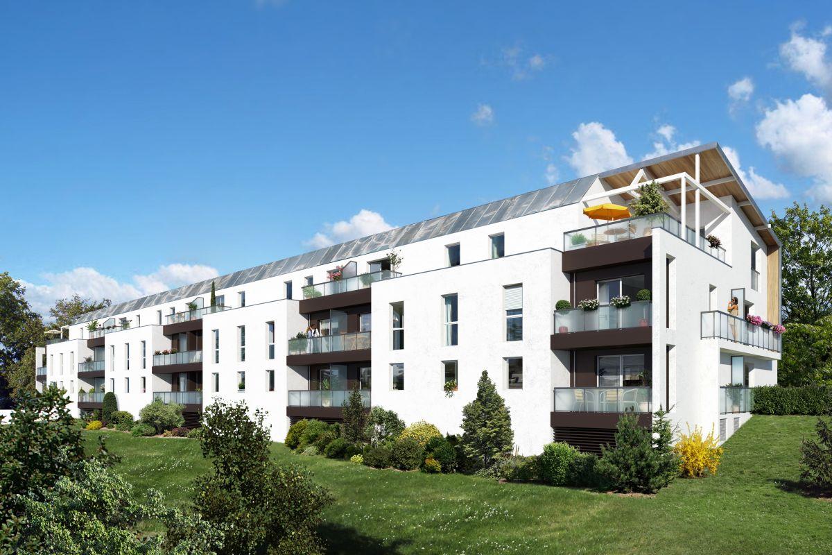Programme immobilier saint s bastien sur loire 44230 for Programme immobilier