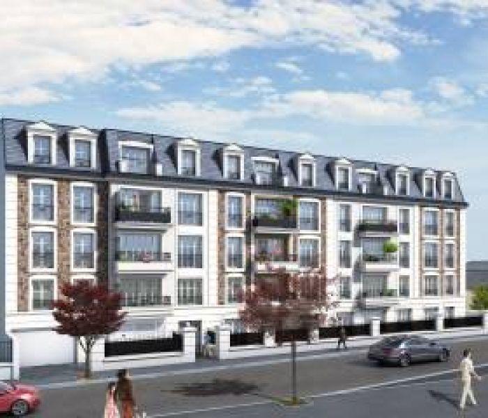 Programme immobilier carre mansart - Image 1