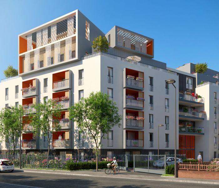 Programme immobilier l'opaline - Image 1