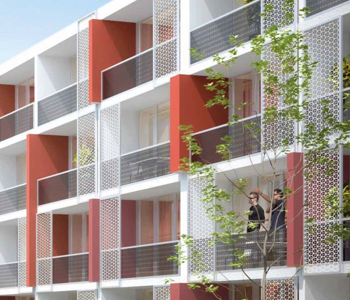 Programme immobilier ideal campus a - Image 1