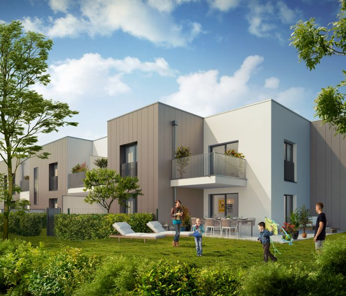 Programme immobilier le romeo - Image 1