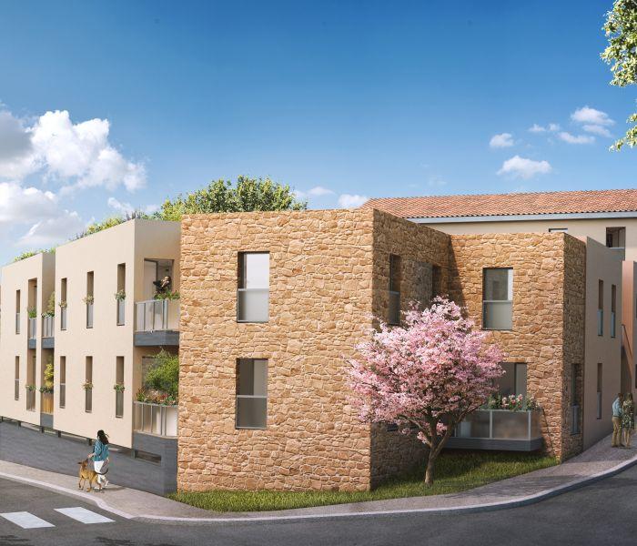Programme immobilier les pierres dorees - Image 1