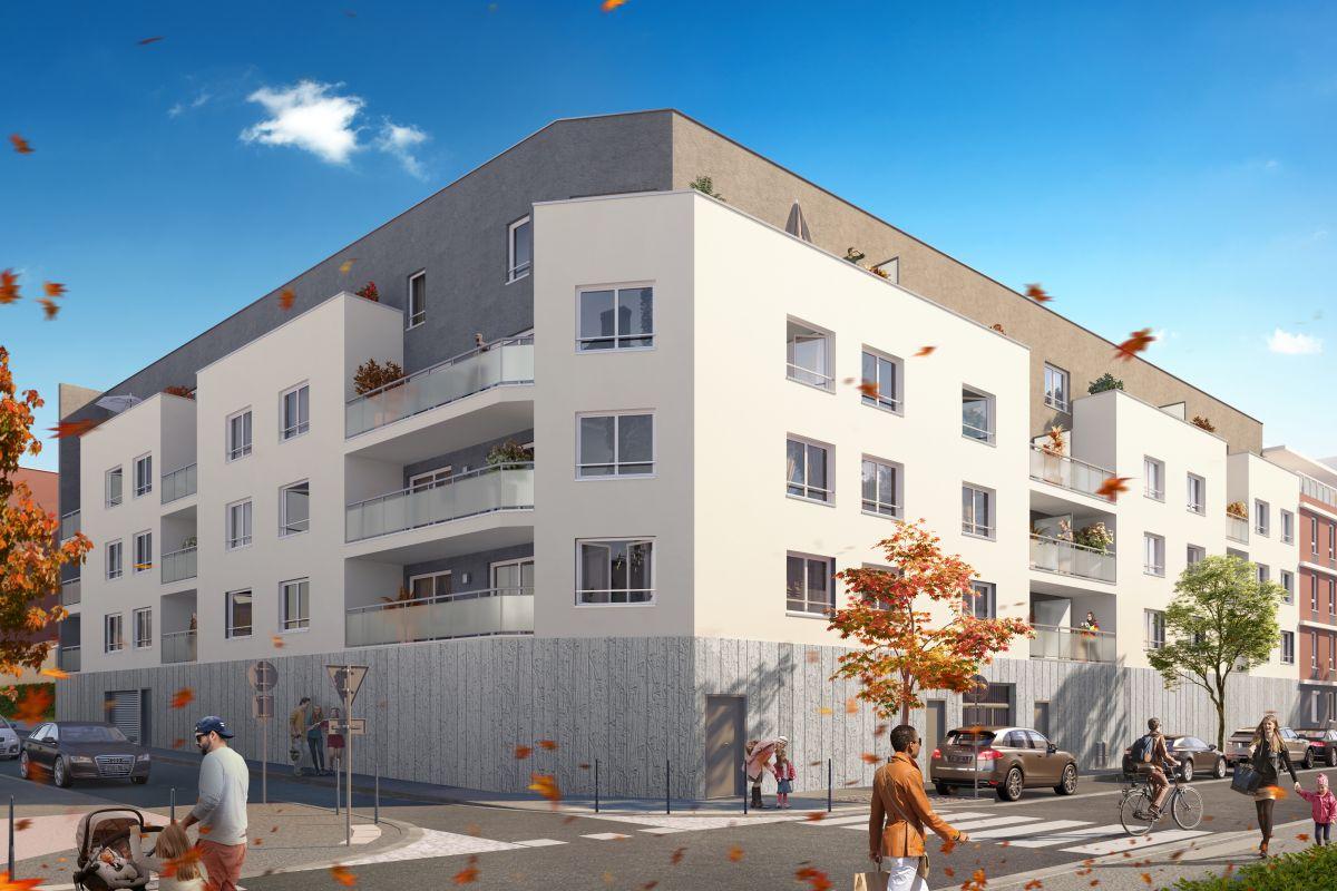 Programme immobilier le noah - Image 1