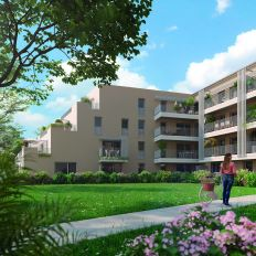 Programme immobilier les terrasses d'eugene - Image 1