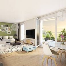 Programme immobilier aquarelle a montgeron - Image 1