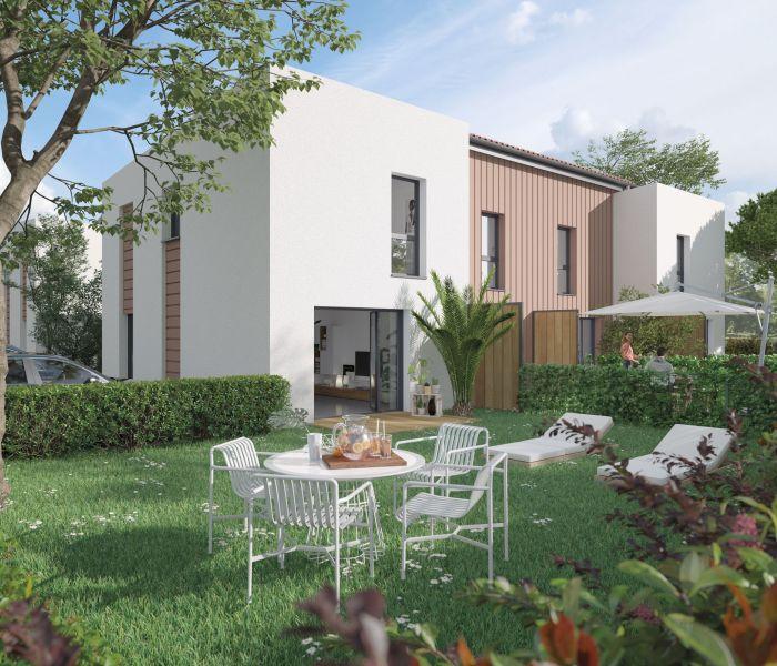 Programme immobilier les villas pourpres - Image 1