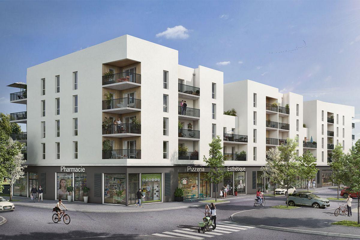 Programme immobilier coeur emeraude - Image 1