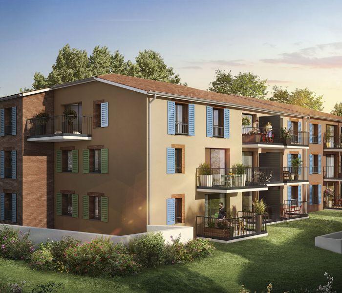 Programme immobilier bella ciutat - Image 1