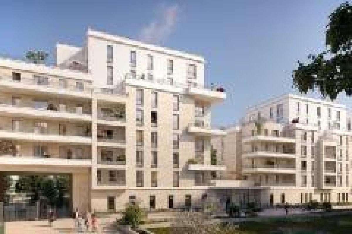Programme immobilier terrasses en ciel - Image 1
