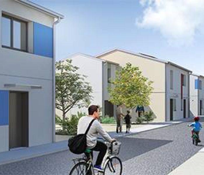 Programme immobilier le domaine des frênes - Image 1