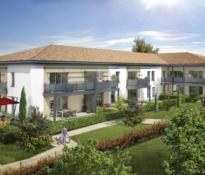 Programme immobilier résidence galice - Image 1