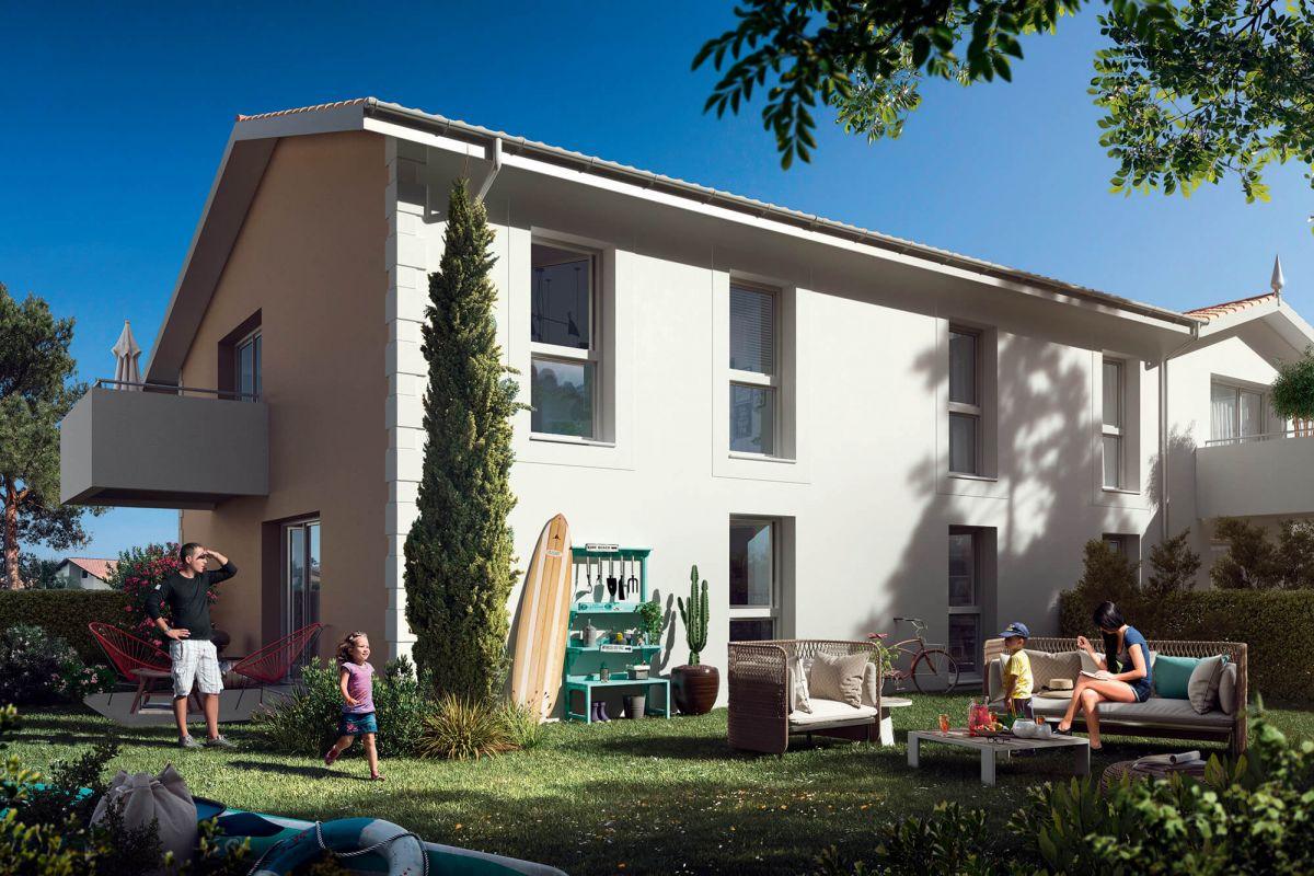 Programme immobilier horizon nacre - Image 1
