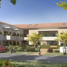 Programme immobilier les jardins mimosa - Image 1
