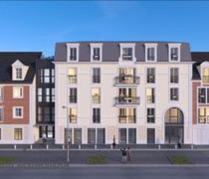 Programme immobilier le parc dauphine - Image 1