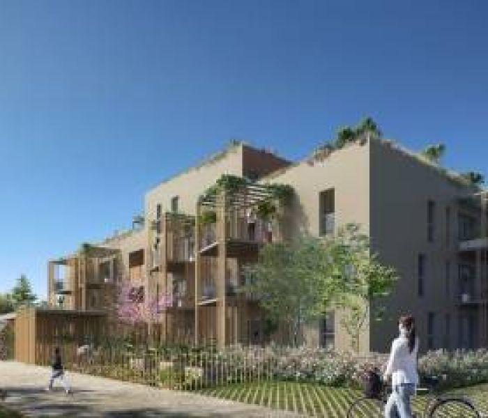 Programme immobilier les jardins d'azur - Image 1