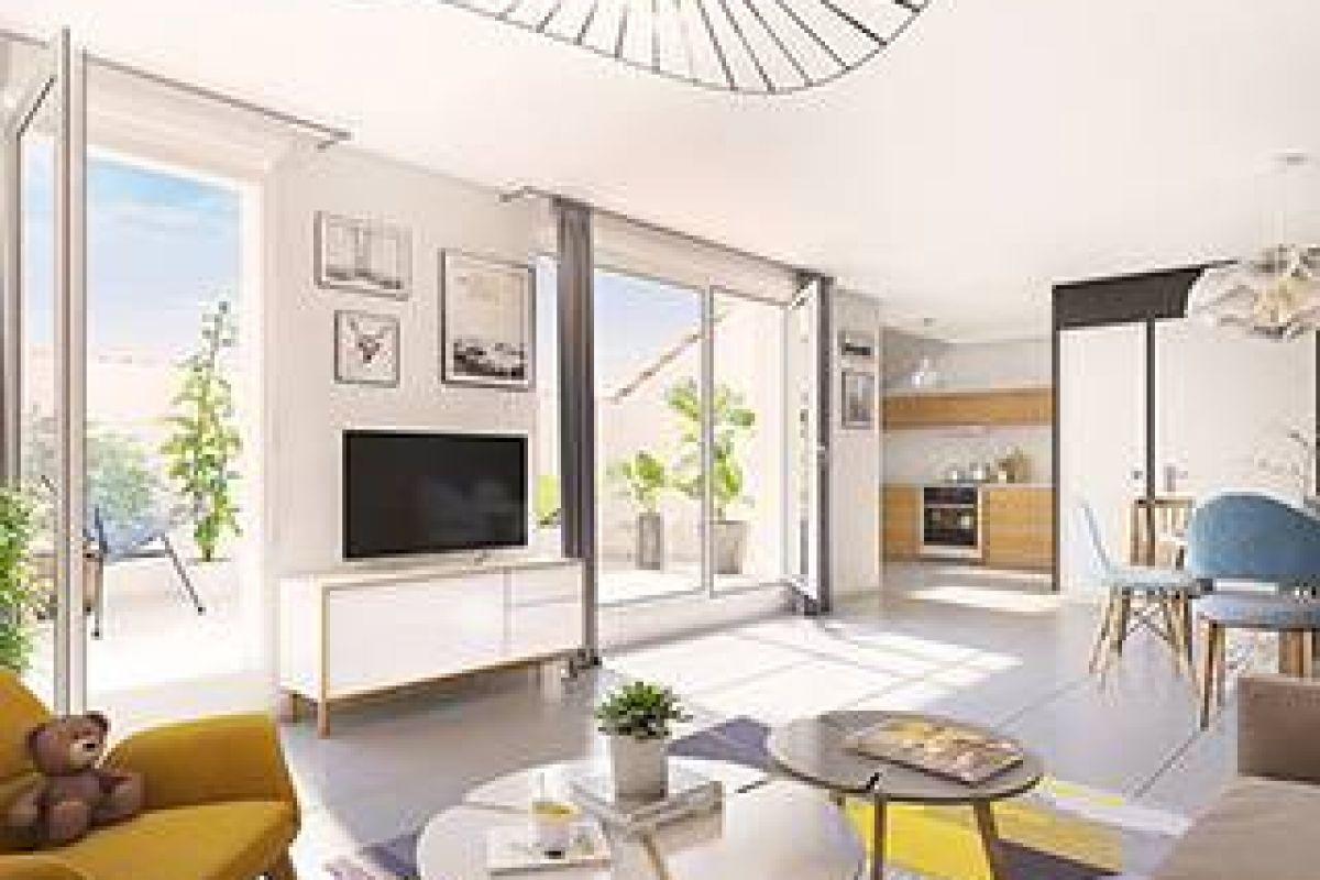 Programme immobilier reflet de rives - Image 1