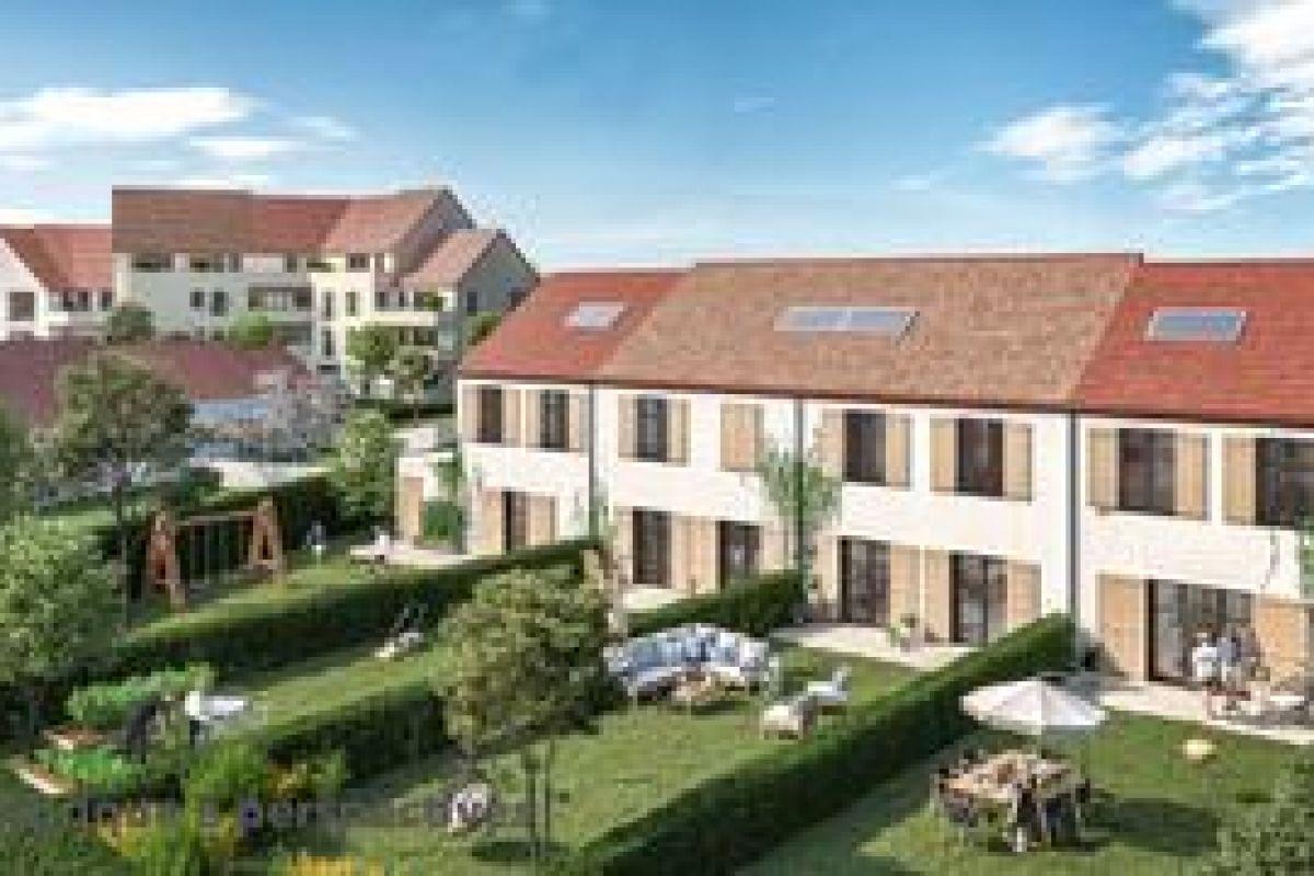 Programme immobilier urban village - Image 1
