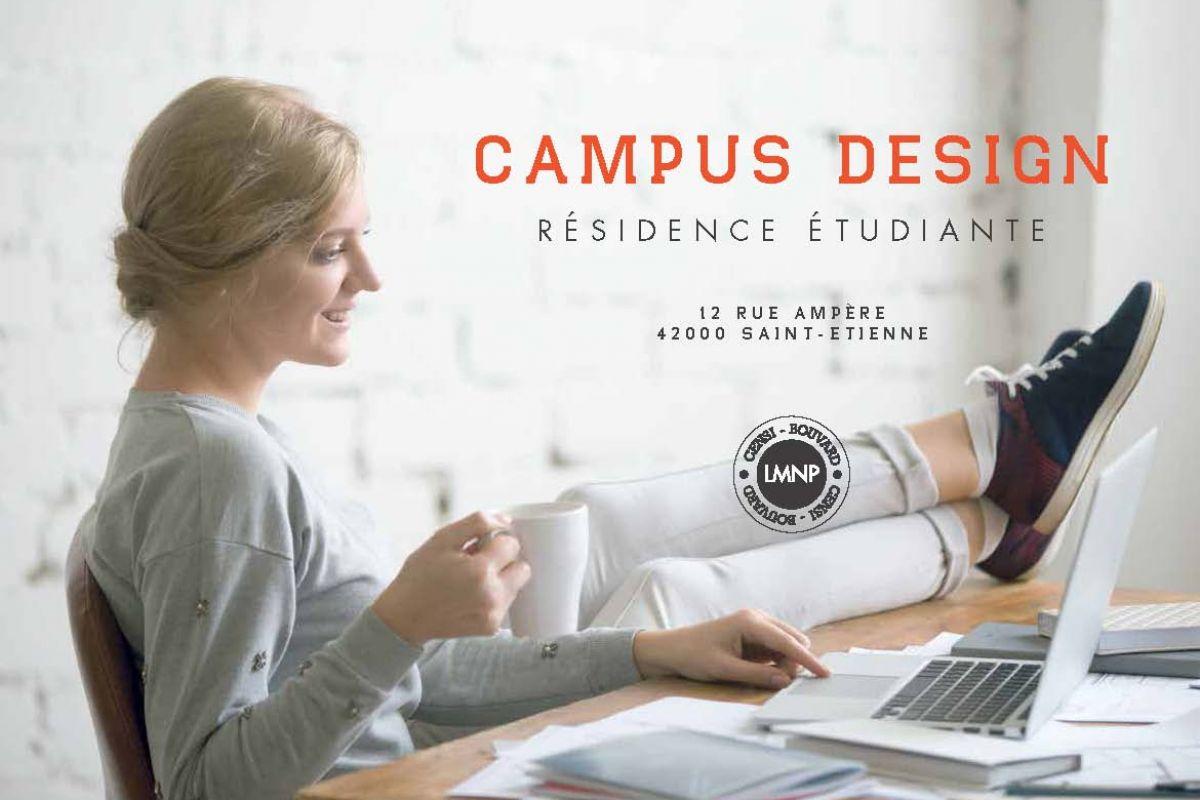 Programme immobilier campus design - Image 1