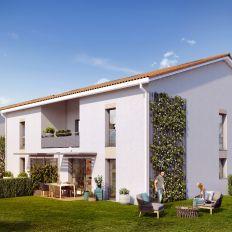 Programme immobilier l'aloe tolosa - Image 1