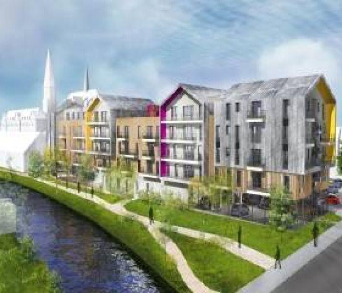 Programme immobilier rss les jardins d'arcadie - Image 1