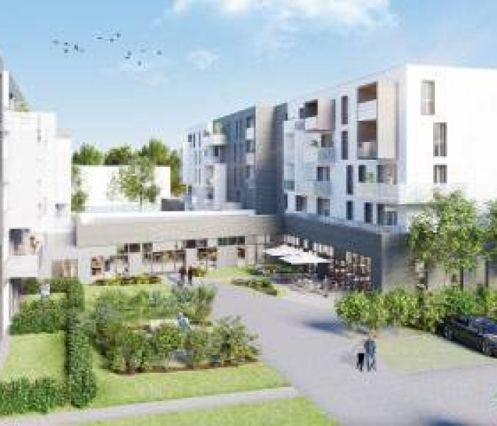 Programme immobilier la plume de samara - Image 1