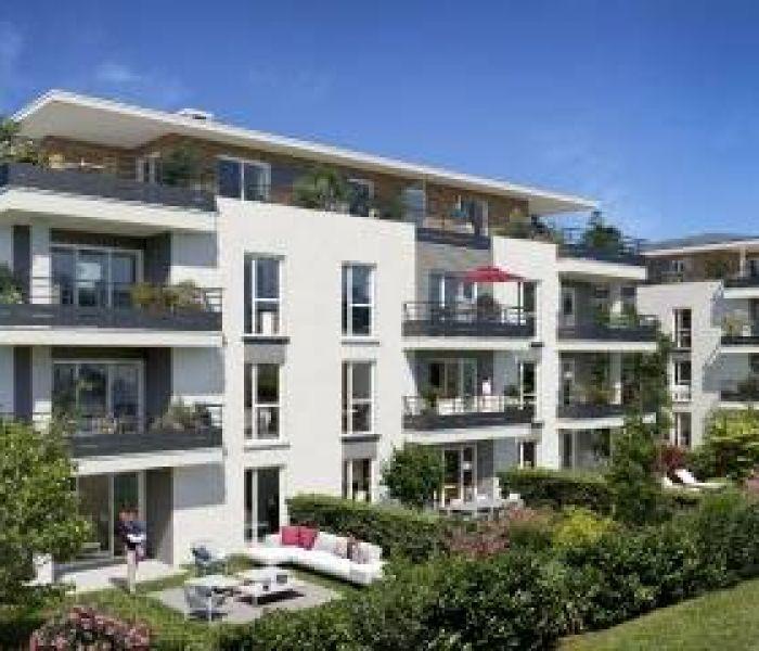 Programme immobilier st leu la foret - Image 1