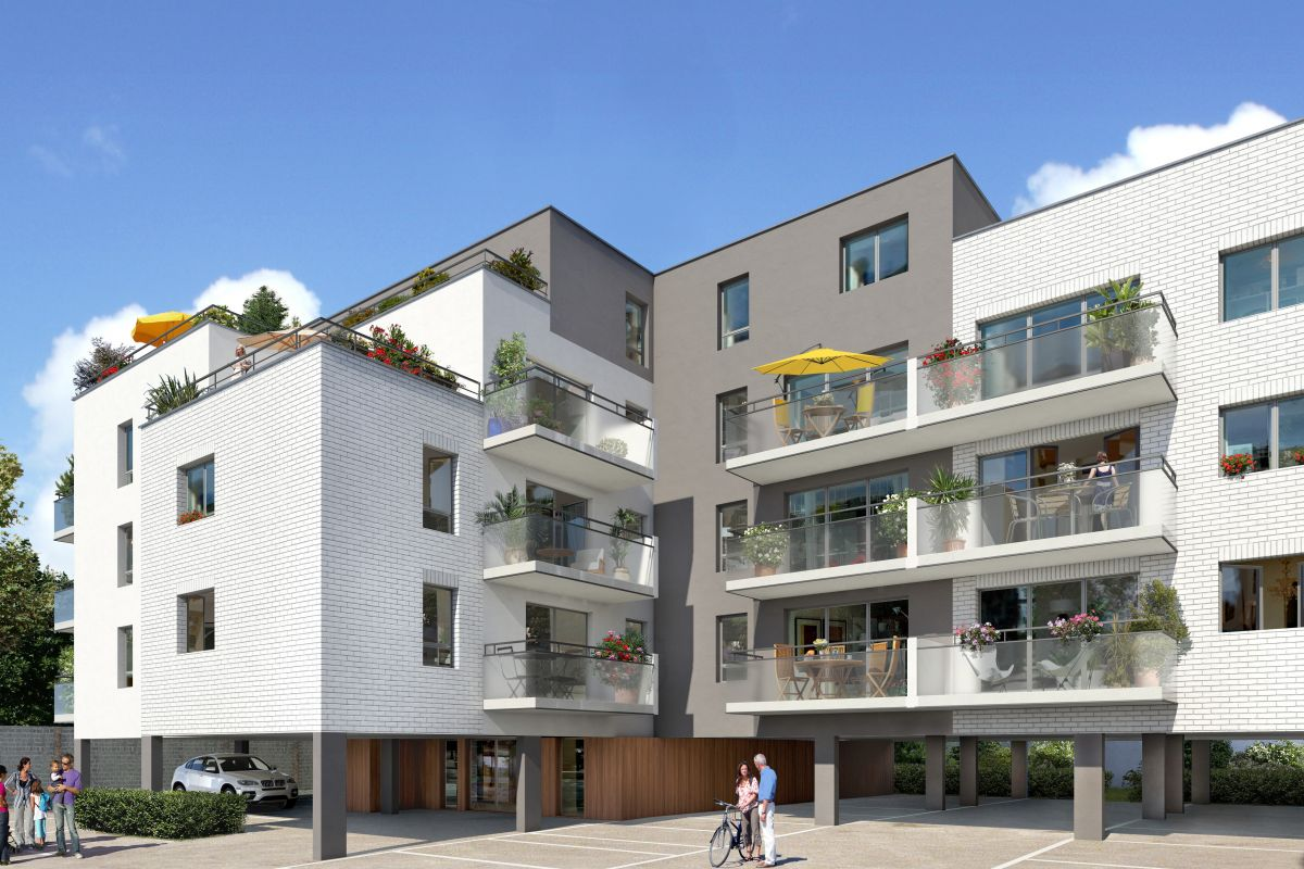 Programme immobilier residence le sequoia - Image 1