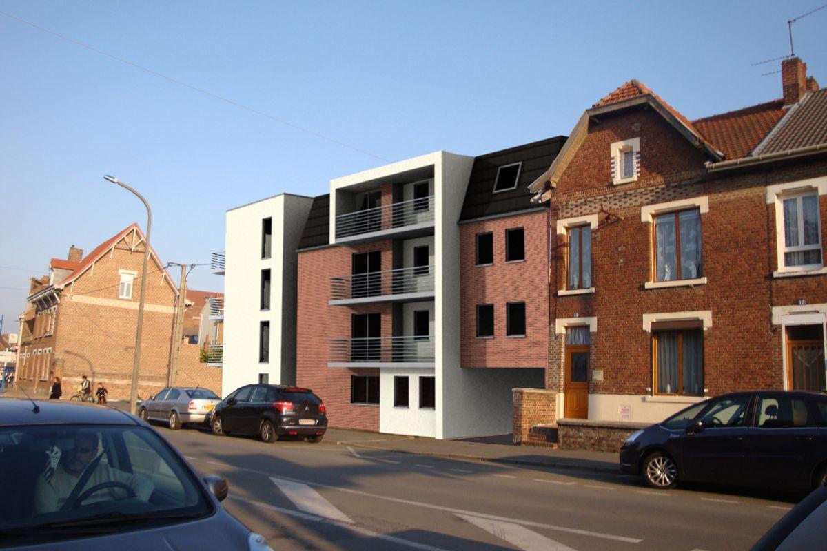 Programme immobilier les aulnes - Image 1