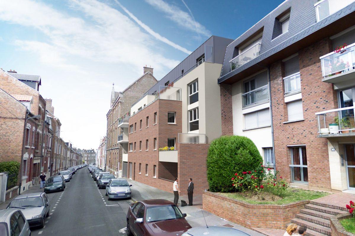 Programme immobilier villa du parc  - Image 1