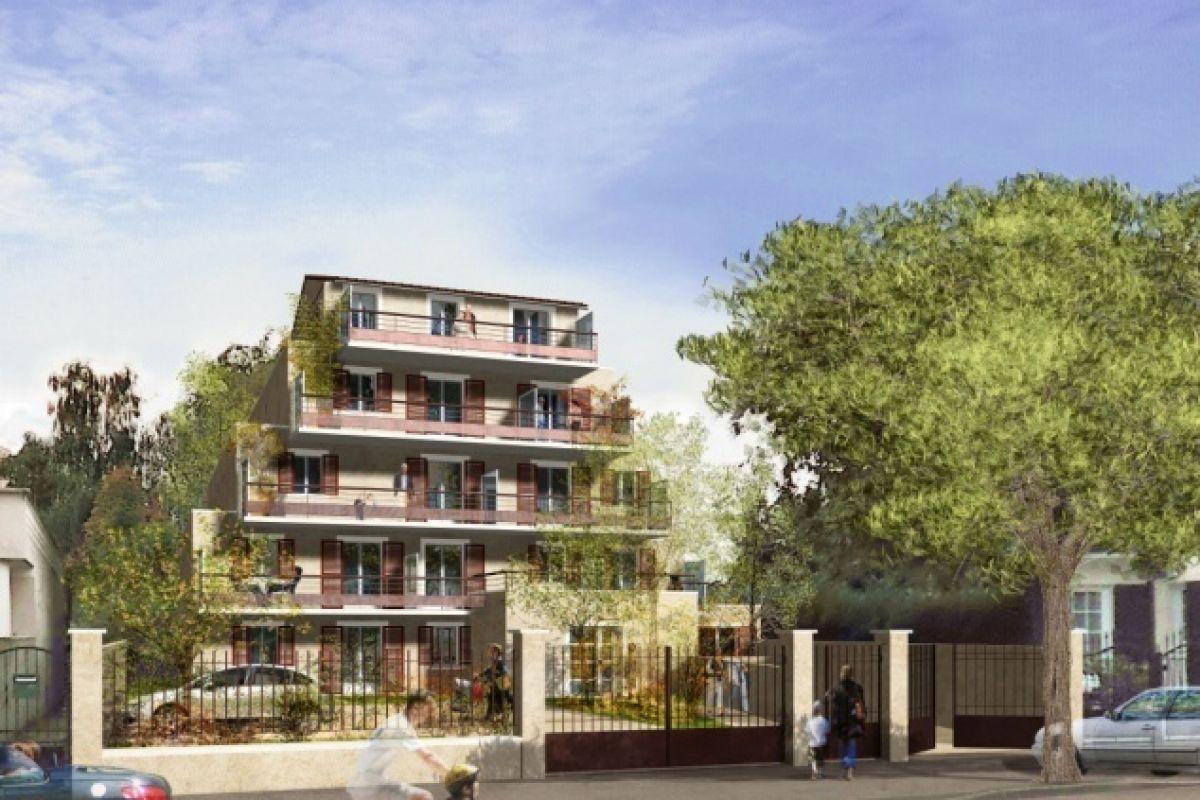 Programme immobilier la roseraie - Image 1
