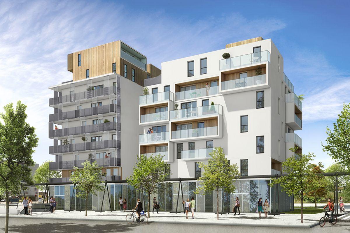 Programme immobilier le metropolitain - Image 1
