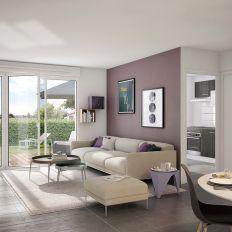 Programme immobilier cote bois - Image 1