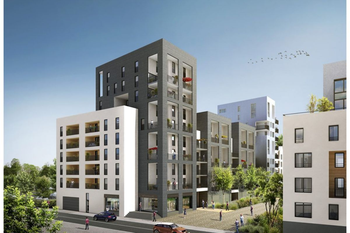 Programme immobilier villapollonia - Image 1