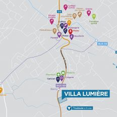 Programme immobilier résidence villa lumière - Image 1