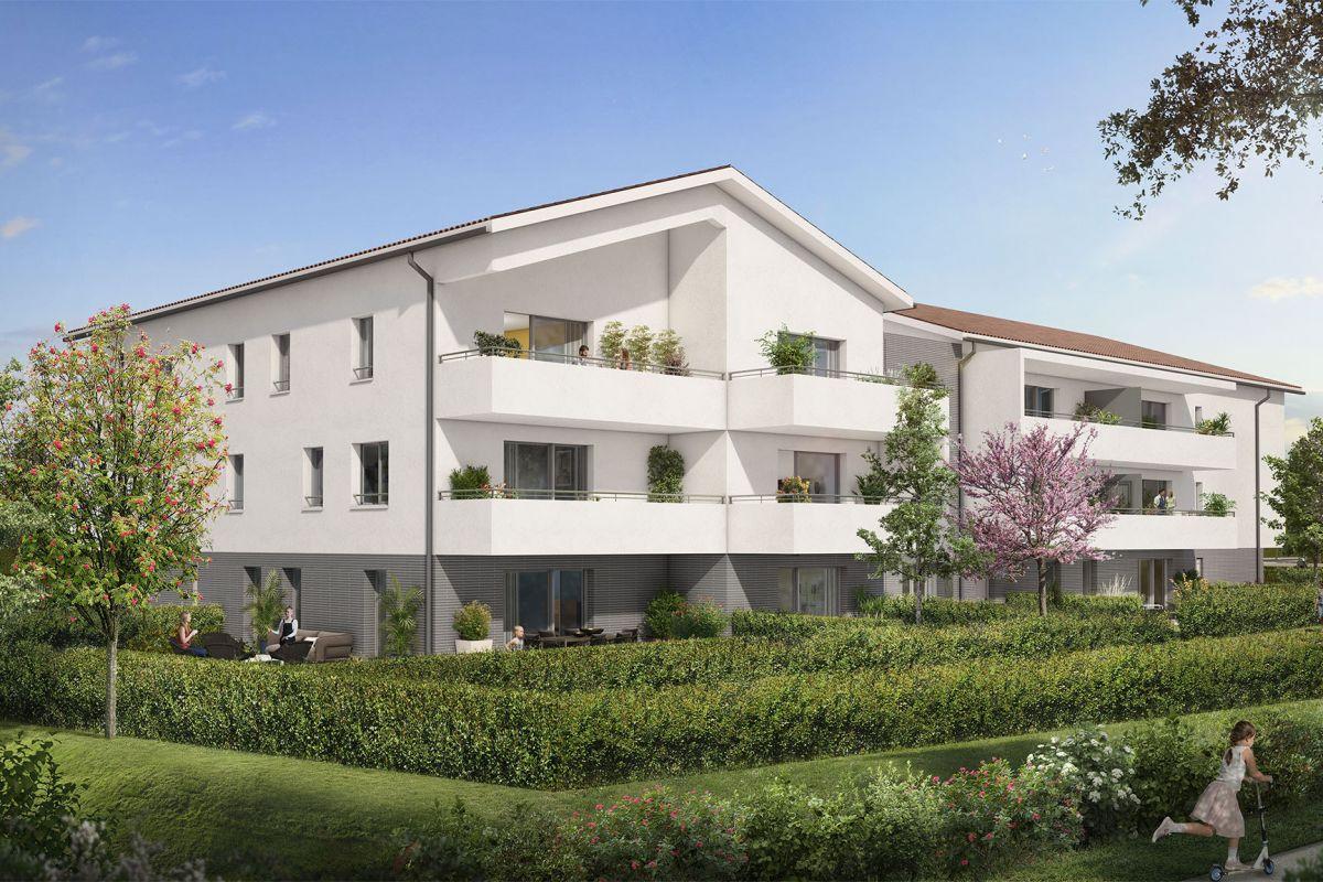 Programme immobilier résidence vilanova - Image 1