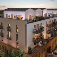 Programme immobilier les villas et terrasses du parc - Image 1