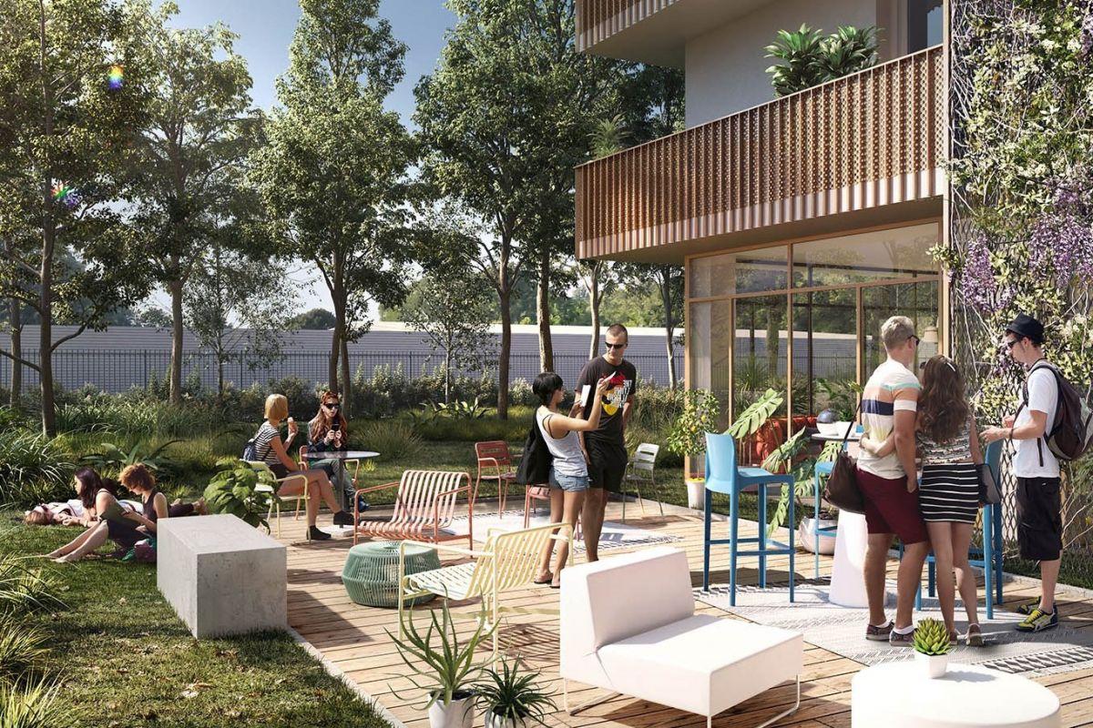 Programme immobilier cosmopolitan - Image 1