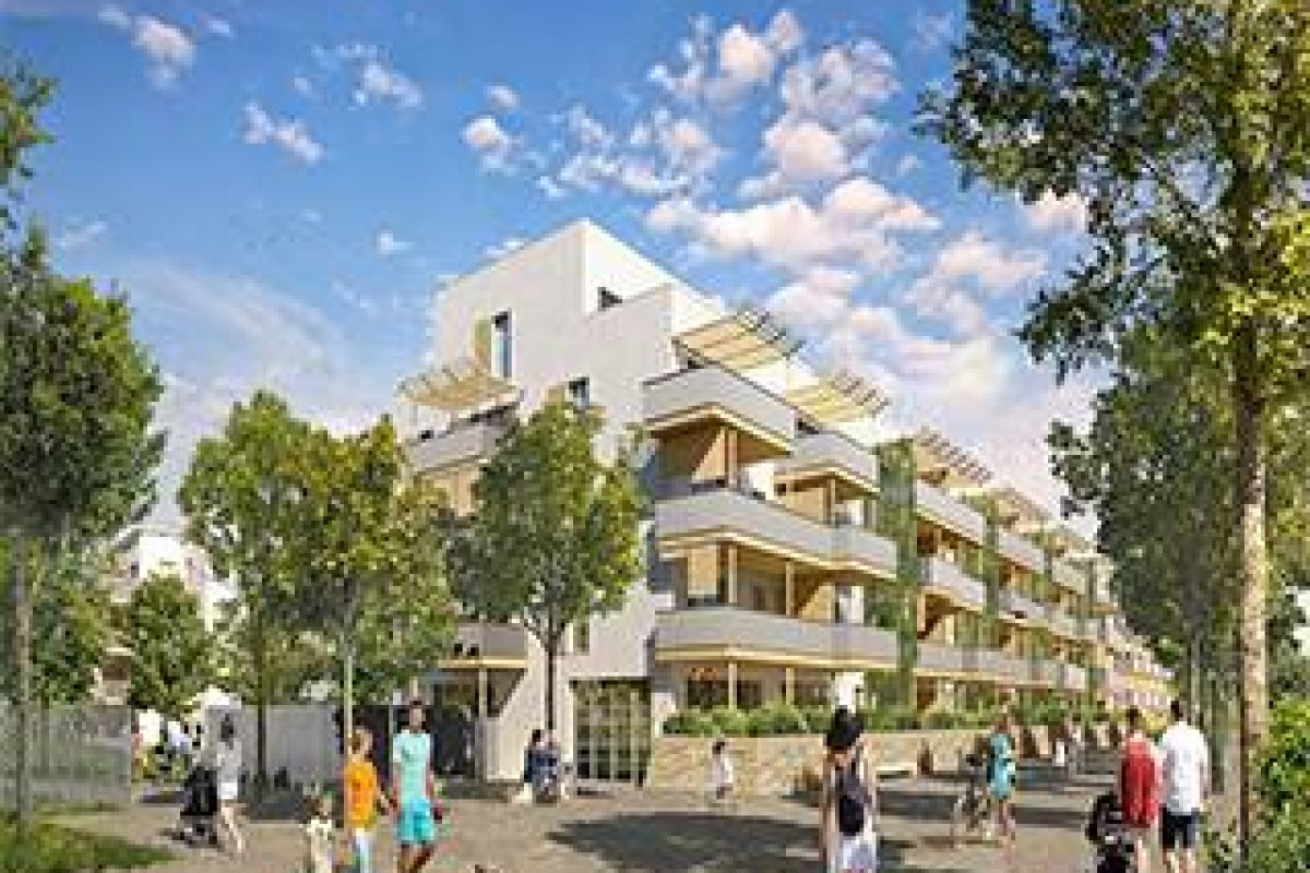 Programme immobilier les allees du chateau - Image 1