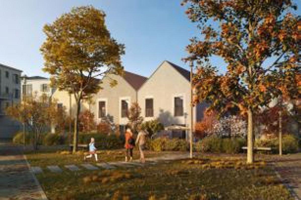 Programme immobilier les hautes maisons - Image 1