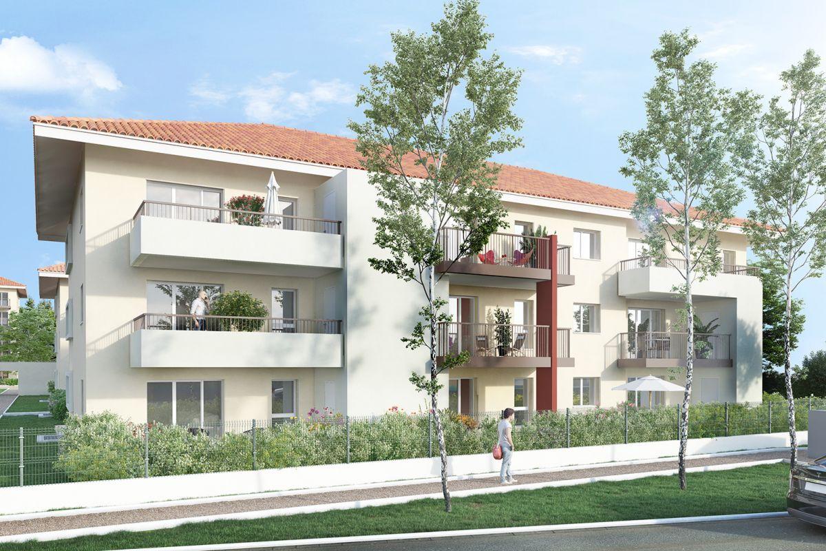 Programme immobilier le domaine de l'arly - Image 1