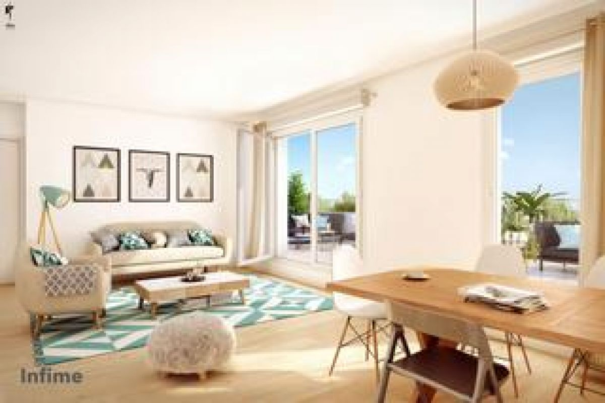 Programme immobilier inspiration - Image 1