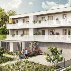 Programme immobilier terrasses de grezes - Image 1