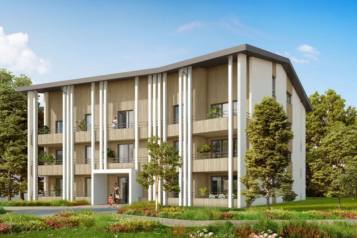 Programme immobilier les jardins de margaux - Image 1