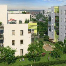 Programme immobilier les jardins de lana - Image 1